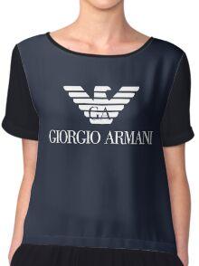 Giorgio Armani New Design Chiffon Top