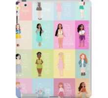 The Modern Princess Series iPad Case/Skin