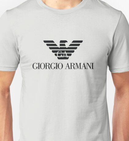 New Giorgio Armani Unisex T-Shirt