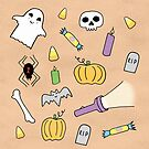 Tricks and Treats by Jacquelyne Drainville