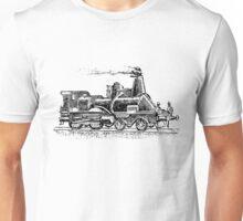 Vintage European Train A10 Unisex T-Shirt
