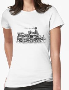 Vintage European Train A10 T-Shirt