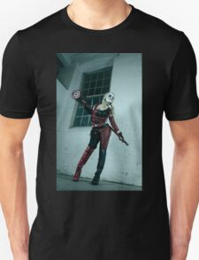 Clown Princess of Crime Unisex T-Shirt
