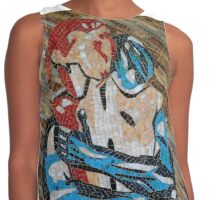 'Beloved'~ 2012 by Denise Vieira Contrast Tank