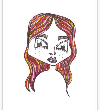 Amaryllis Sticker