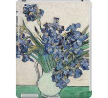 Vincent Van Gogh - Irises, 1890 iPad Case/Skin