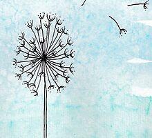 Dandelion by Shiloh Moore