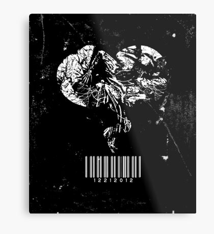 planned obsolescence Metal Print
