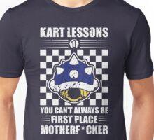Kart Lessons #01 Unisex T-Shirt
