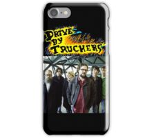WILLIAMS04 Drive-By Truckers american band Tour 2016 iPhone Case/Skin