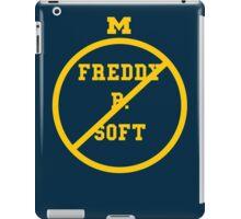 No Freddy P. Soft iPad Case/Skin