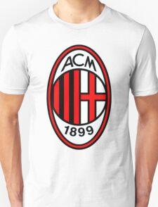 AC Milan FC Unisex T-Shirt