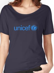 Unicef for Better Future Women's Relaxed Fit T-Shirt