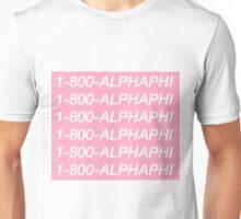 1-800-aphi Unisex T-Shirt