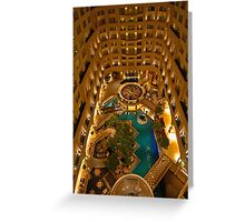 Grand Hyatt, Washington DC Greeting Card