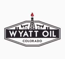 Wyatt Oil Kids Tee