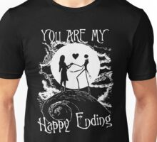 You Are My Happy Ending T-Shirt Unisex T-Shirt