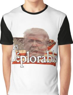 Les Deplorables v2 Graphic T-Shirt