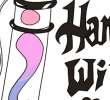 Handle With Love <3 Sticker