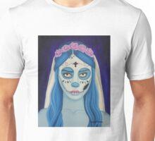 Emily Sugar Skull Bride Unisex T-Shirt