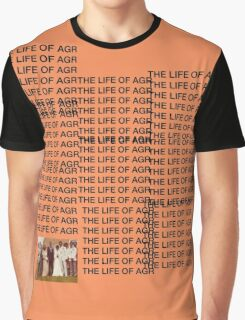 the life of AGR Graphic T-Shirt