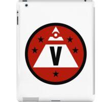 Prestige Medal #5 iPad Case/Skin