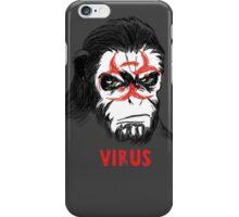 Simian Virus iPhone Case/Skin