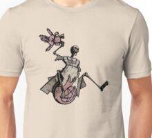 Elsie Got A New Space Hopper! Unisex T-Shirt