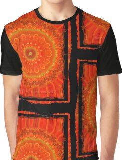 Mandala - 1st Chakra Graphic T-Shirt