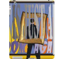 Look again it is just Art by Darryl kravitz iPad Case/Skin