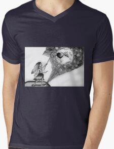 Catcher in the Sky  Mens V-Neck T-Shirt