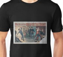 Performing Arts Posters Wm Gillettes Held by the enemy 0907 Unisex T-Shirt