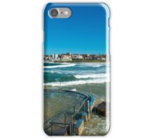 Bondi Beach Tidal pool iPhone Case/Skin