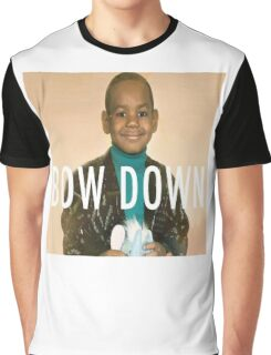 Lebron Bow Down  Graphic T-Shirt