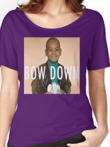 Lebron Bow Down  Women's Relaxed Fit T-Shirt