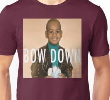 Lebron Bow Down  Unisex T-Shirt