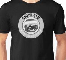 Sloth Gym Unisex T-Shirt