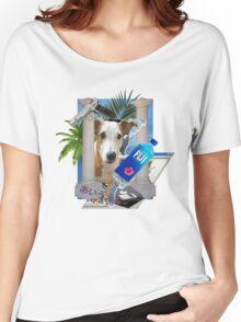 Pupper paradise 04' Women's Relaxed Fit T-Shirt