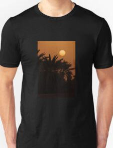 sunrise in the desert Unisex T-Shirt