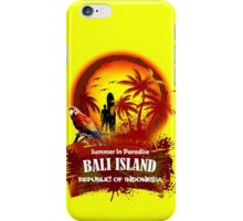Heaven's of Surfer Spirit iPhone Case/Skin