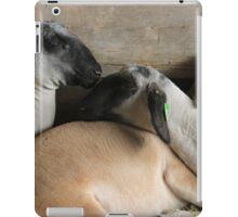 Snuggles iPad Case/Skin