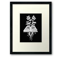 Spell Book Framed Print