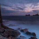 """Evening Shades, La Corbiere"" by Bradley Shawn  Rabon"