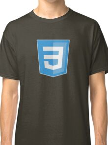 HBO SILICON VALLEY 'CSS3' Classic T-Shirt