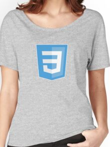 HBO SILICON VALLEY 'CSS3' Women's Relaxed Fit T-Shirt