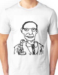Soprano Sax Jazz Player Unisex T-Shirt