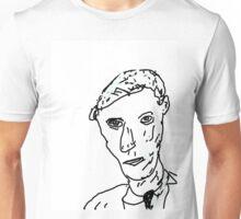Baritone Sax Jazz Player Unisex T-Shirt