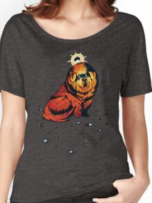 King Dog Women's Relaxed Fit T-Shirt