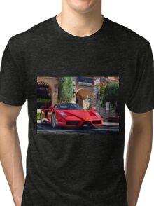 Ferrari Enzo  Tri-blend T-Shirt