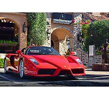 Ferrari Enzo  Photographic Print